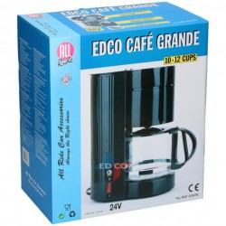 Koffiezetapparaat 24V PL All ride cafe Grande