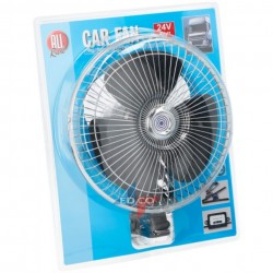 Ventilator 25cm & klem 24v All ride
